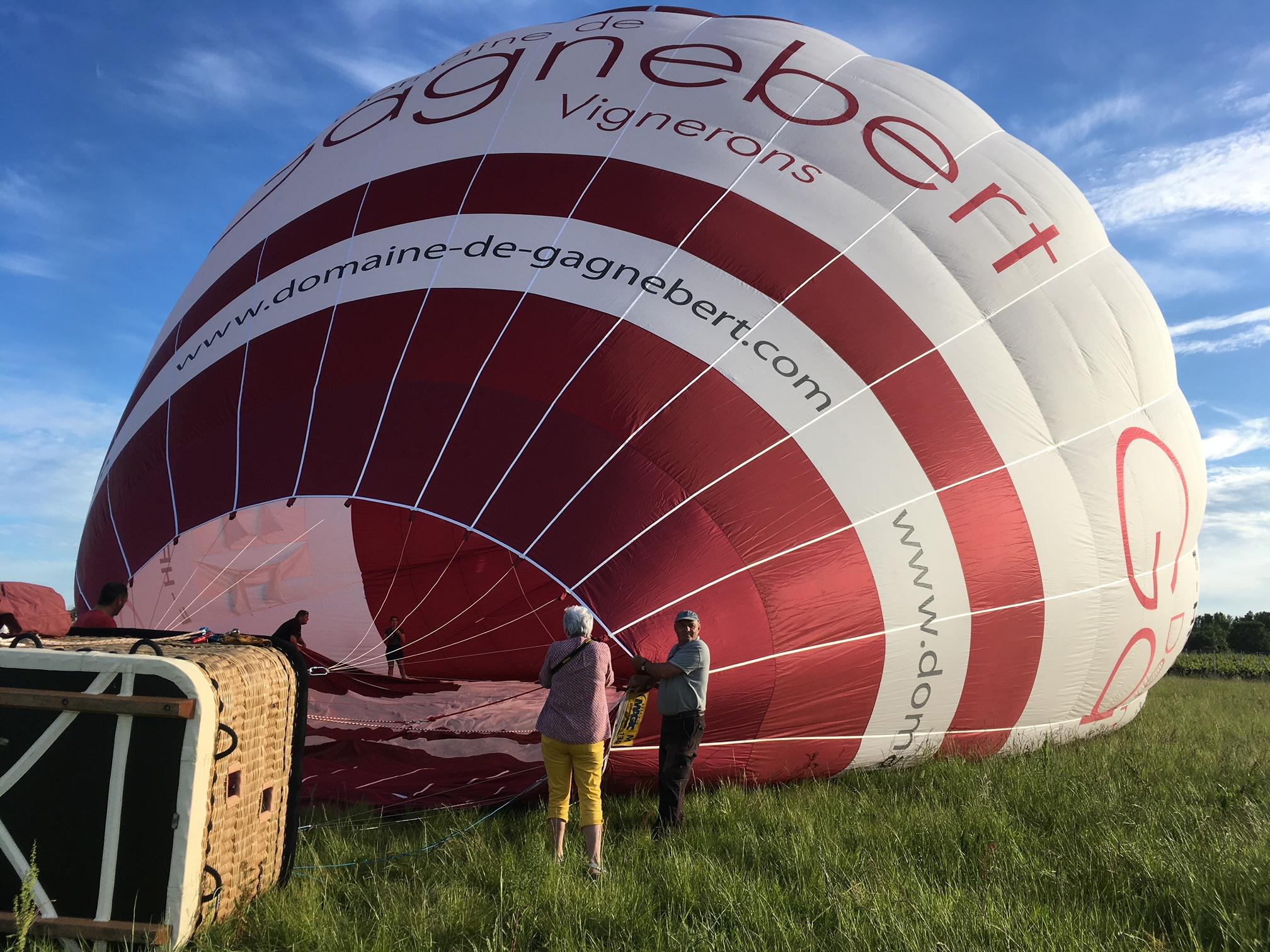 montgolfiere gagnebert